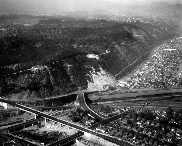 Figeroa And Riverside landslide 1937